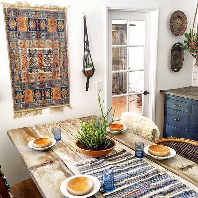 Home Decorating Ideas Bohemian Rustic boho decorato forse this