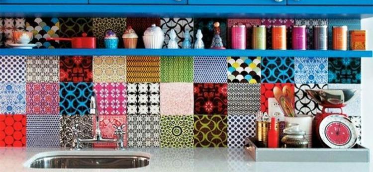 65+ Rustic Bohemian Kitchen Decorations Ideas