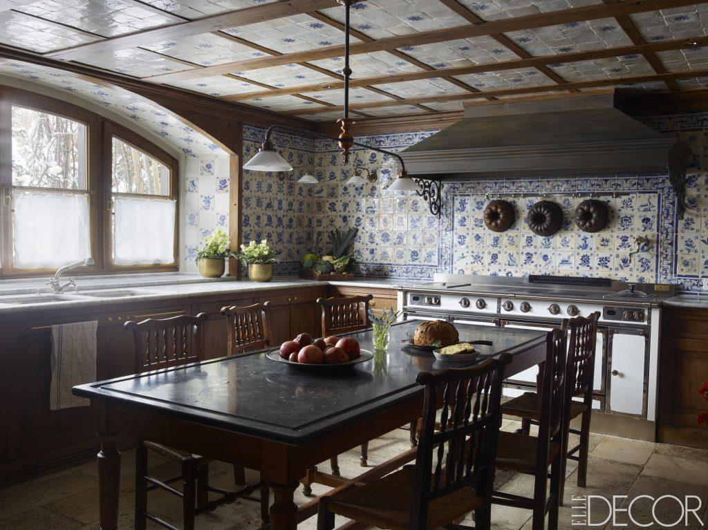 Rustic Dining Room Designs 1