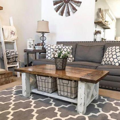 Living Room : 58 Rustic Farmhouse Living Room Decor Ideas.u2026 | Flickr