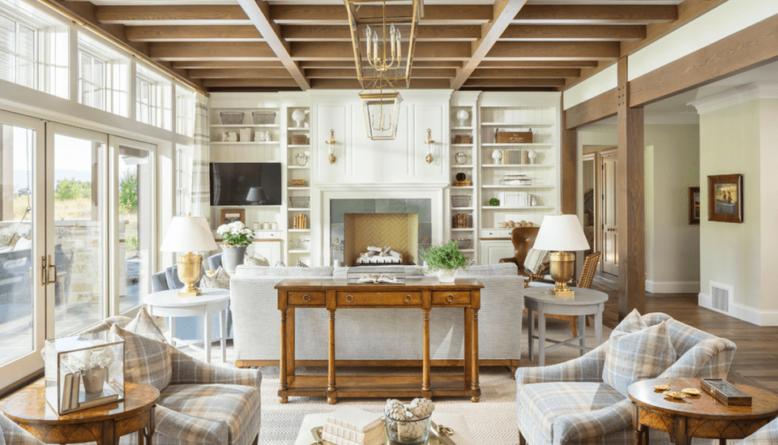 30 Elegant Farmhouse Living Room Ideas You Should Try - DIY Home Art