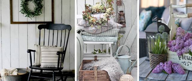 20 Awe-Inspiring Rustic Porch Decor Ideas for an Instant Farmhouse Vibe!