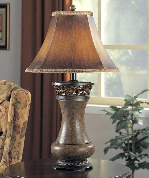 Rustic Table Lamps Design Ideas 9