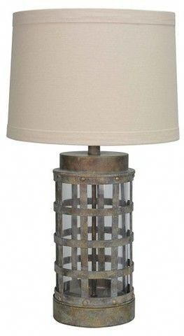 Rustic Table Lamps Design Ideas