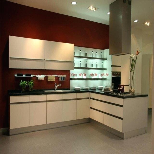 Kitchen Cabinets Sale Modern Stainless Steel L Sharp Kitchen