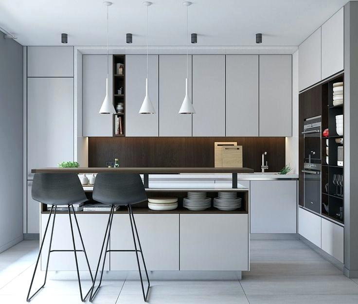 Modern Kitchen Design Island Designs With Seating Incredibly Clean