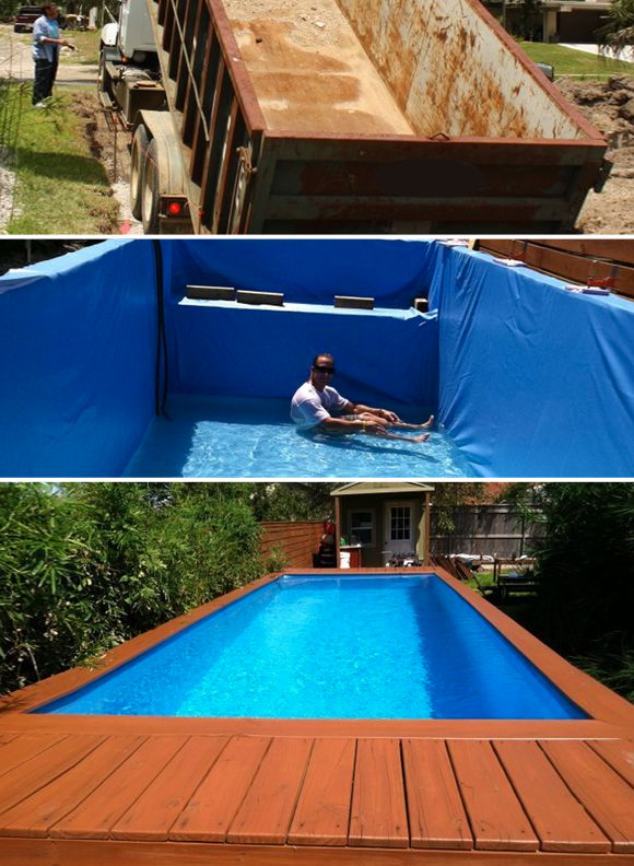 7 DIY Swimming Pool Ideas and Designs: From Big Builds to Weekend