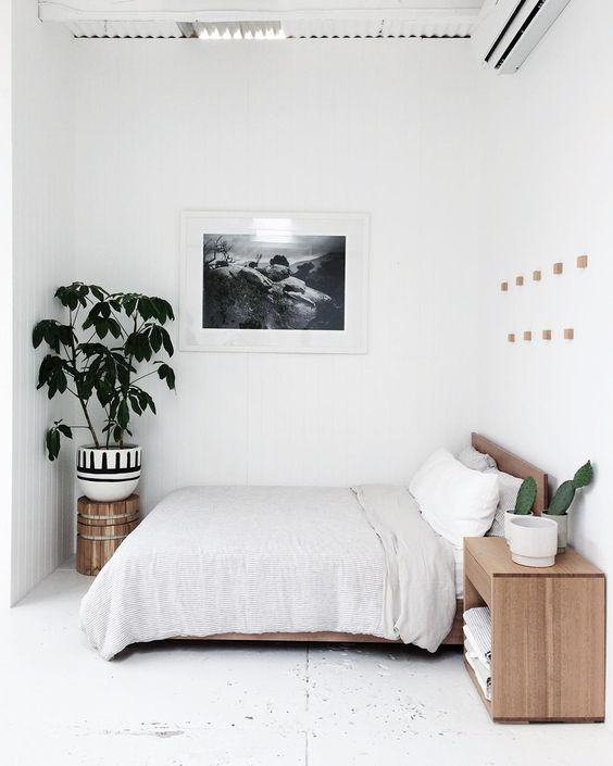 90s decor coming back | Home Decor Inspiration | Minimalist Bedroom