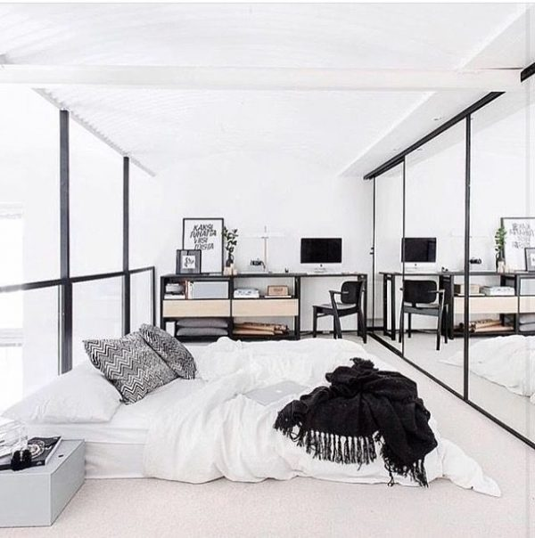 Budget-Friendly, Minimalist Bedroom Ideas - Dig This Design