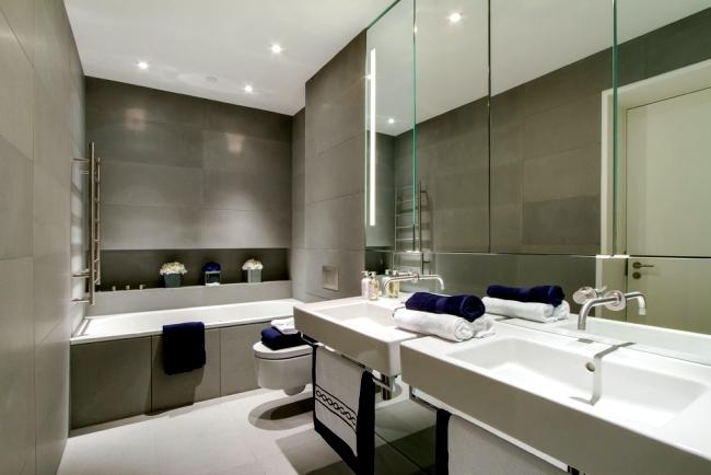 Simple Minimalist Bathroom 4