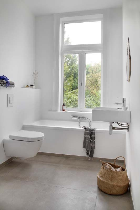 Simple but a nice serene space | KOUPELNA | Pinterest | Bathroom