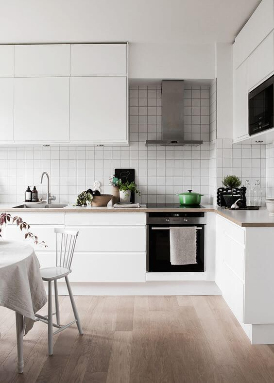 77 Gorgeous Examples of Scandinavian Interior Design | Kitchens