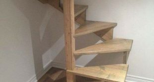 46 Simple Small Stairs To Inspire | Stairways | Loft stairs, Stairs
