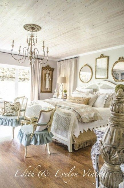 Simply French Country Home Decor Ideas