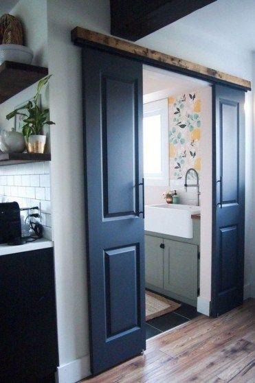 44 Amazing Sliding Doors Designs Ideas | For the Home | Barn door