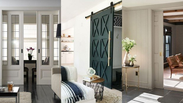 Let Us Change Your Mind About Sliding Doors by Looking at These