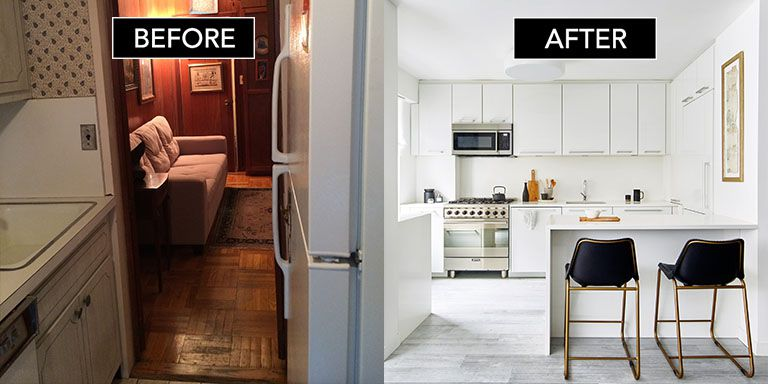 Small Apartment Design Transformed This NYC Apartment - Small
