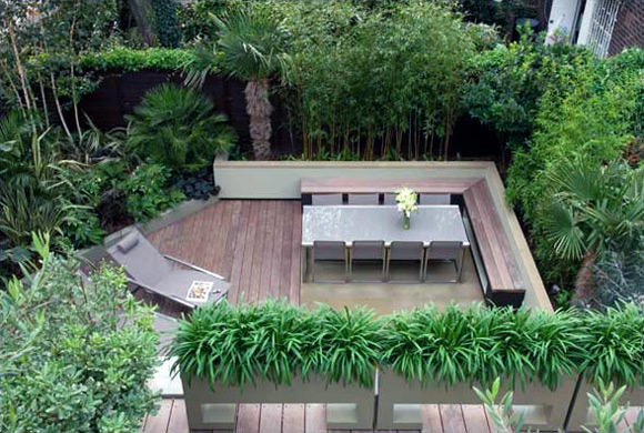 Courtyard Garden Design Ideas | : Courtyard Design Ideas