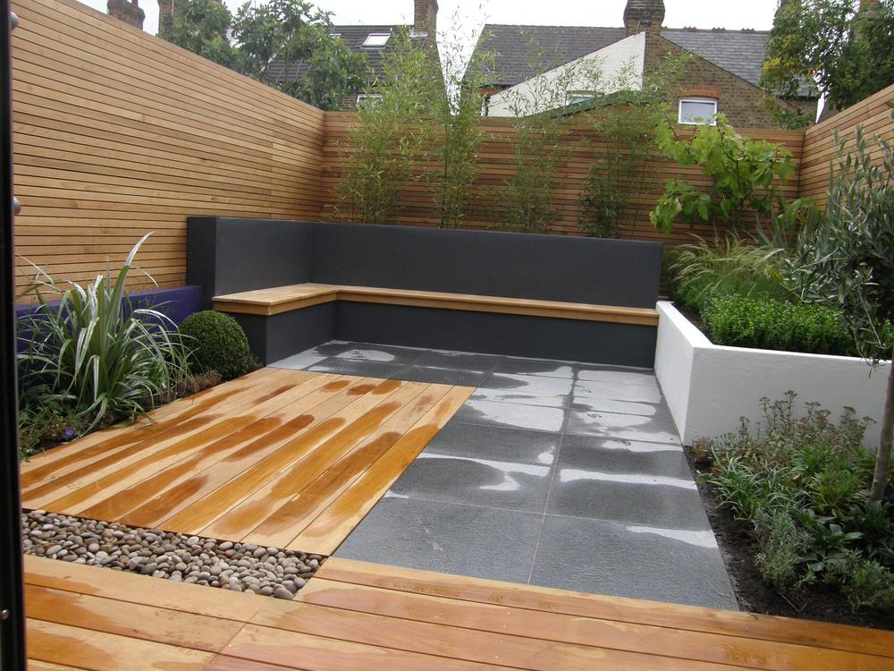 Julie Zeldin Landscape and Garden Design West london, Small