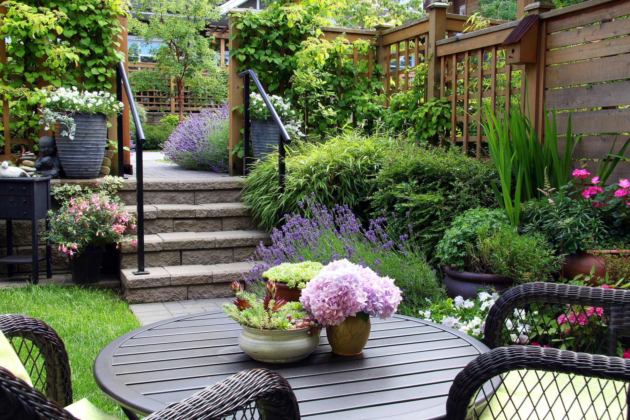 Small Garden Design Ideas – savillefurniture