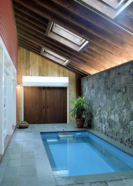 Small Indoor Swimming Pool Ideas Pools Backyard Design small indoor