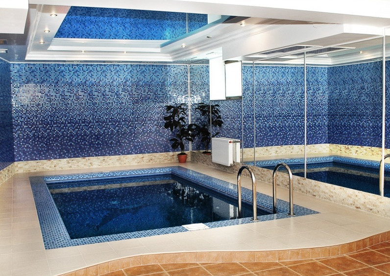 Small Indoor Swimming Pools | Pool Design Ideas