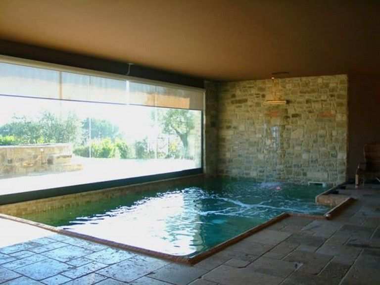 Small Indoor Swimming Pool Design Ideas – savillefurniture