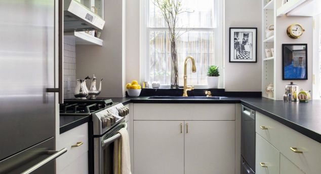 60 amazing small kitchen design ideas | Housublime