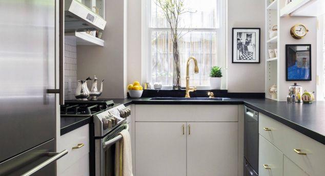 Small Kitchen Design Ideas 1 Savillefurniture