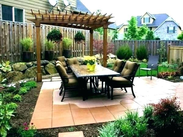 Small Patio Budget Design Ideas 10