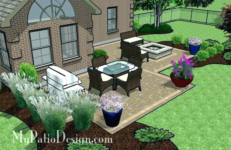 Small Patio Budget Design Ideas 8