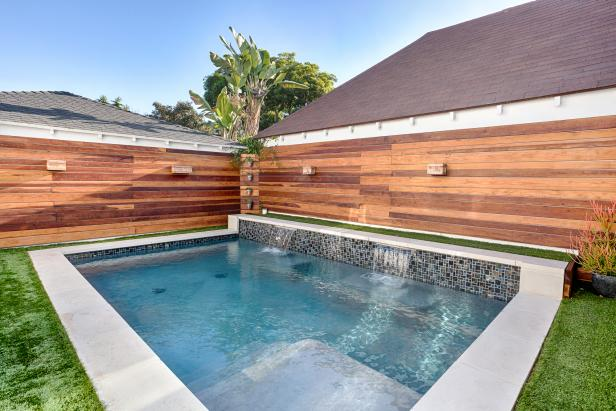 Small Swimming Pool Ideas and Pictures | HGTV's Decorating & Design