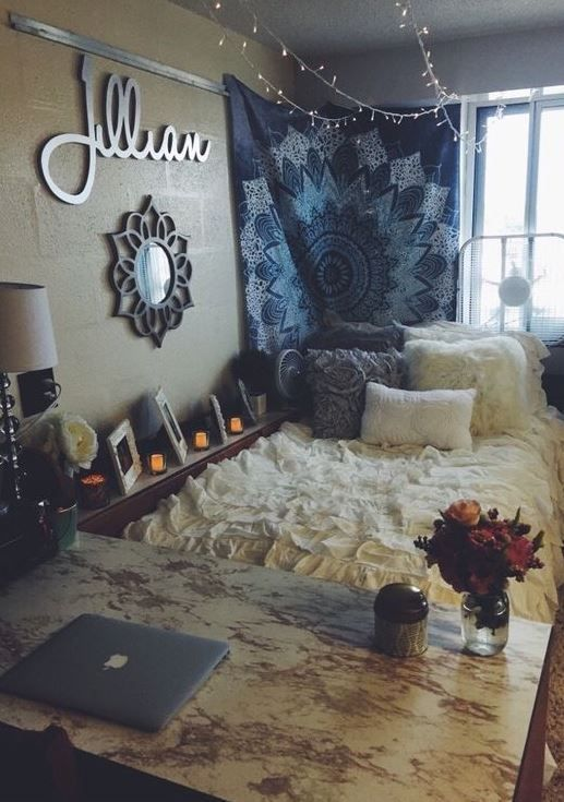 Totally smart diy college apartment decoration ideas on a budget 56