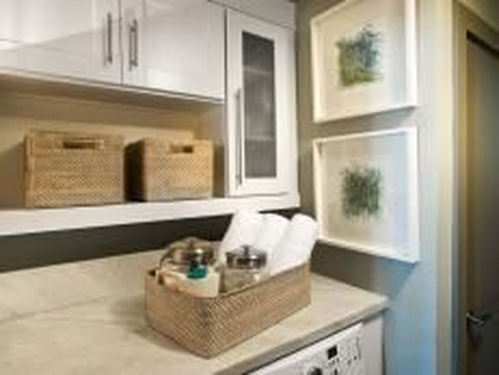 40 Stylish Laundry Room To Copy Today - TREND4HOMY