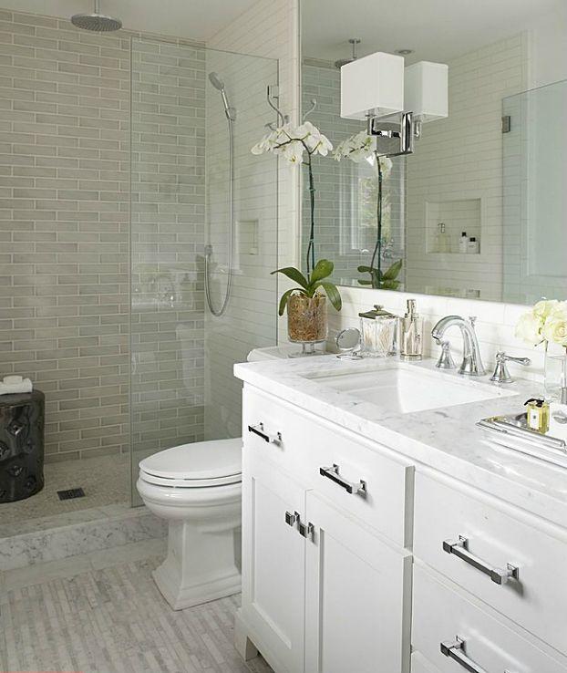 40 Stylish Small Bathroom Design Ideas | Bathroom | Bathroom design