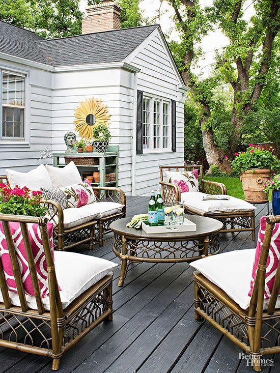 16 Great Patio Ideas | BHG's Best DIY Ideas | Patio, Outdoor decor