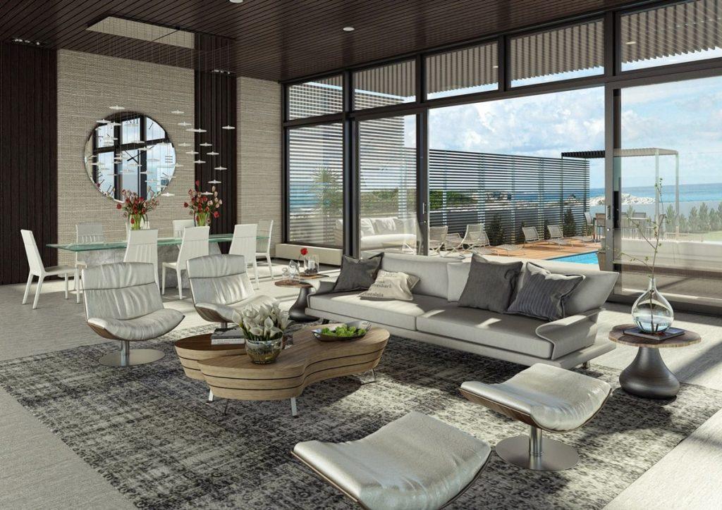 Stylish Urban Living Rooms Design Ideas 7