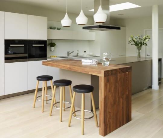 Tiny Kitchen Island Designs 10