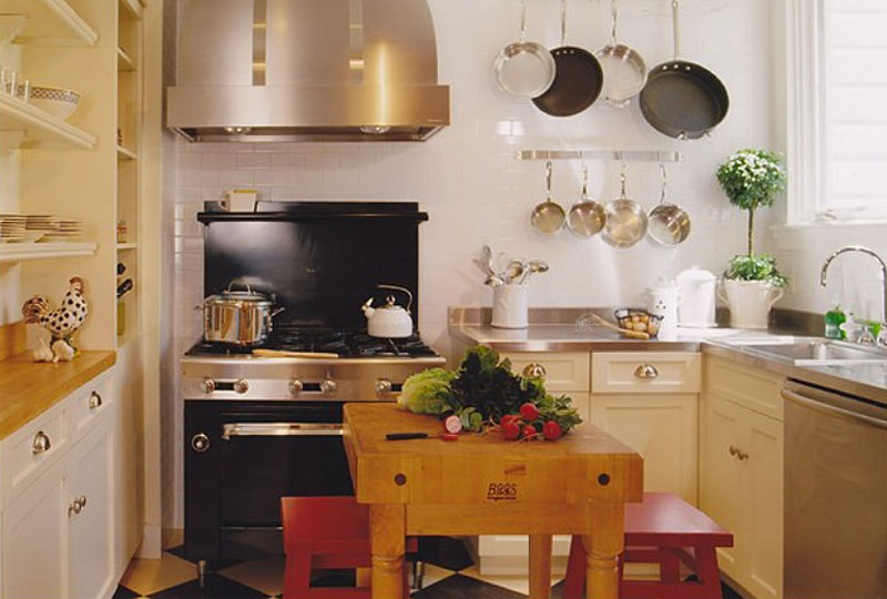 Tiny Kitchen Island Designs 2