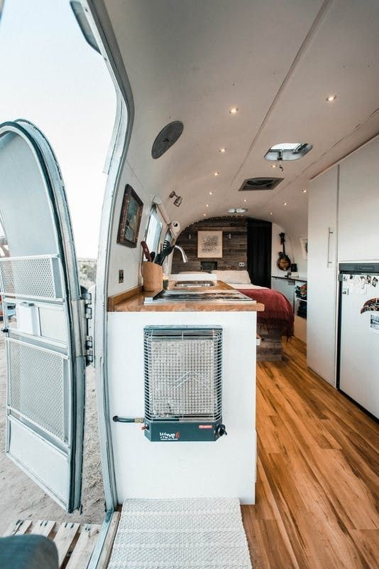 22 Best Airstream Kitchen Remodel | RV Remodel | Pinterest