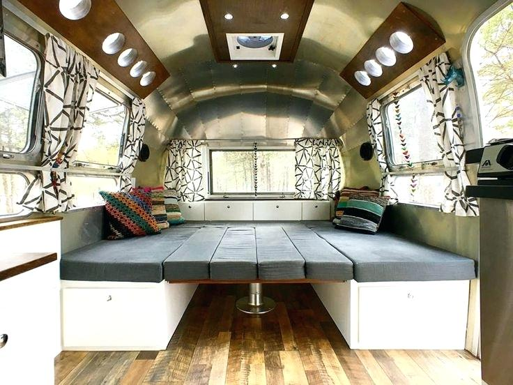 Airstream Interior Best Renovation Images On Interior Airstream