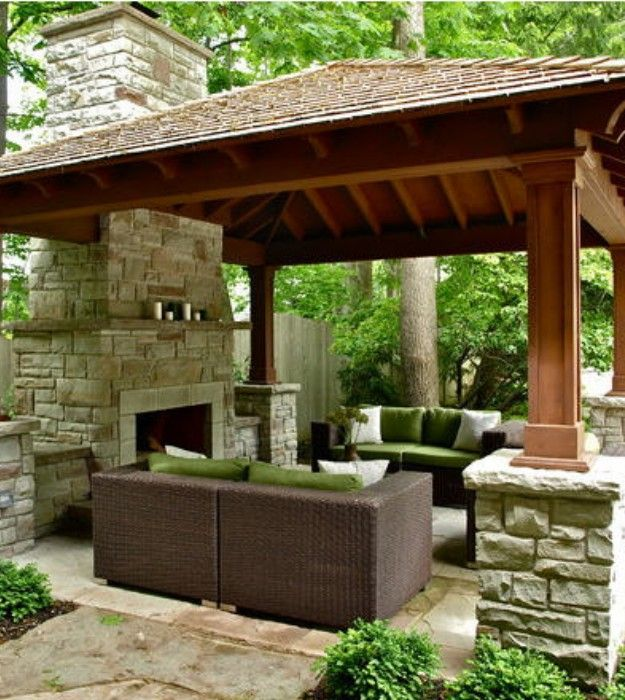 Top Backyard Gazebo Design Ideas Savillefurniture