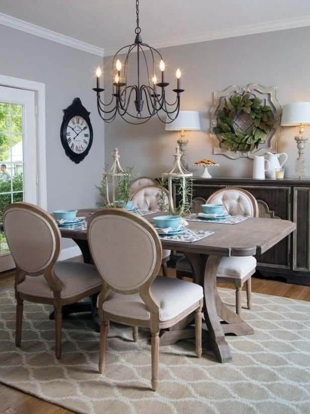 French Country Dining Table - Visual Hunt