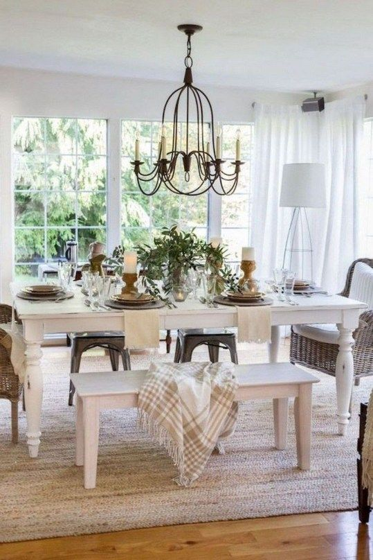 Top French Country Dining Room Design17 | Dining | French country