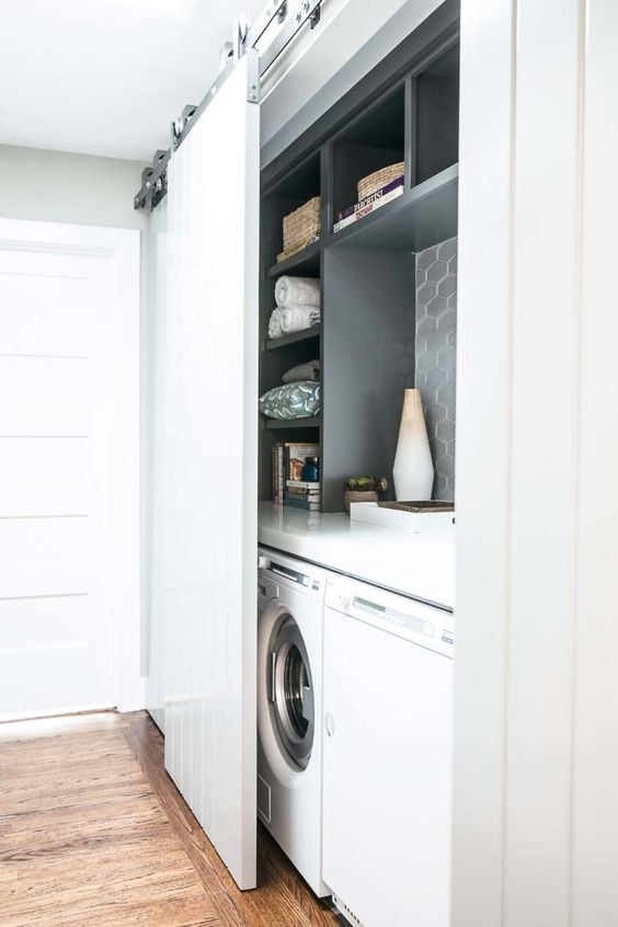 20 Laundry Room Organization Ideas That Can Function Easily - Live