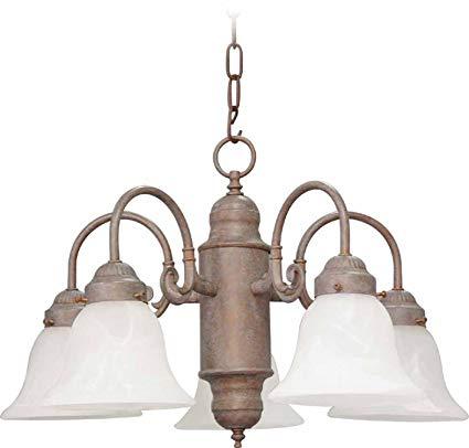 Volume Lighting V4325-22 Chandelier, 23