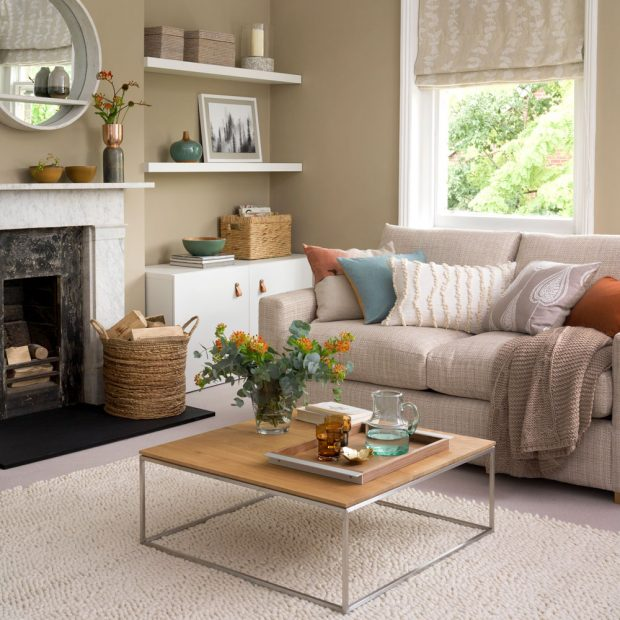 Traditional living room pictures | Ideal Home