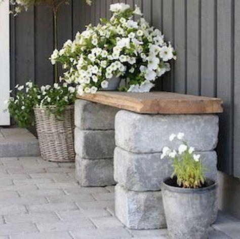 44 Traditional Rustic Garden Patio Flooring Ideas | Outdoor and