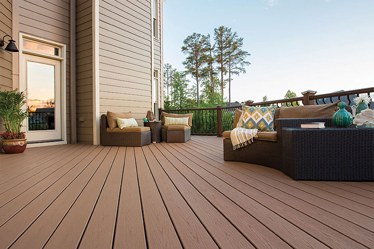 8 Outdoor Flooring Options for Style & Comfort - FlooringInc Blog