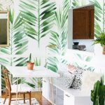 Tropical Leaf Decor Stylish Home Design Ideas